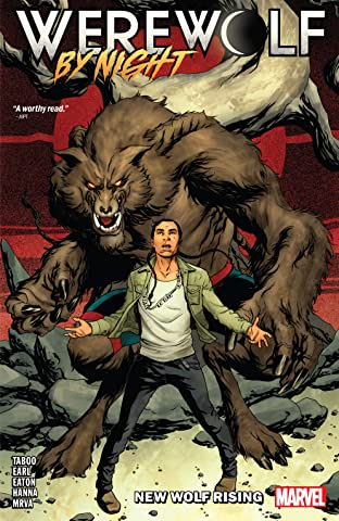 Werewolf By Night: New Wolf Rising