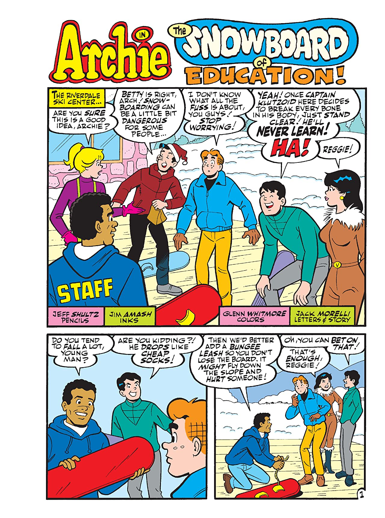 World of Archie Double Digest #106