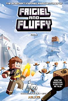 The Minecraft-inspired Misadventures of Frigiel and Fluffy Vol. 2