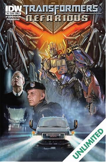 Transformers: Nefarious #4
