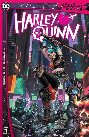 Future State (2021-)  No.1: Harley Quinn