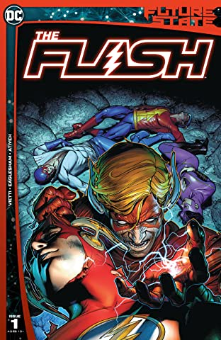 Future State: The Flash (2021-2021) #1