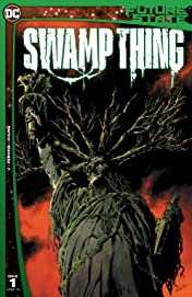Future State (2021-)  No.1: Swamp Thing
