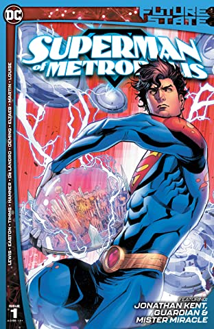 Future State (2021-) #1: Superman of Metropolis