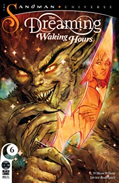 The Dreaming: Waking Hours (2020-2021) #6