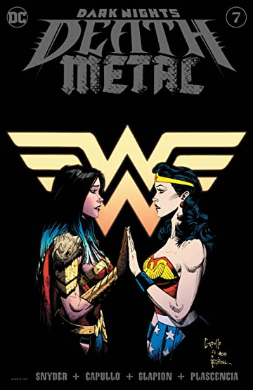 Dark Nights: Death Metal (2020-) #7