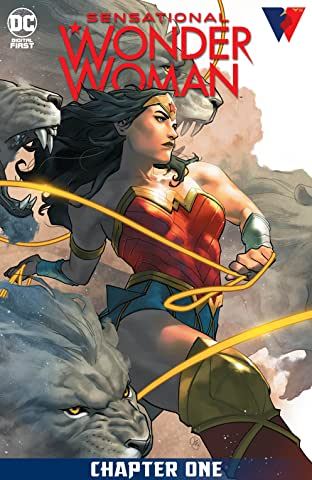 Sensational Wonder Woman (2021-) #1