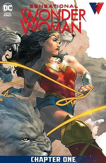 Sensational Wonder Woman (2021-) #1