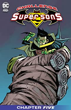 Challenge of the Super Sons (2020-) #5