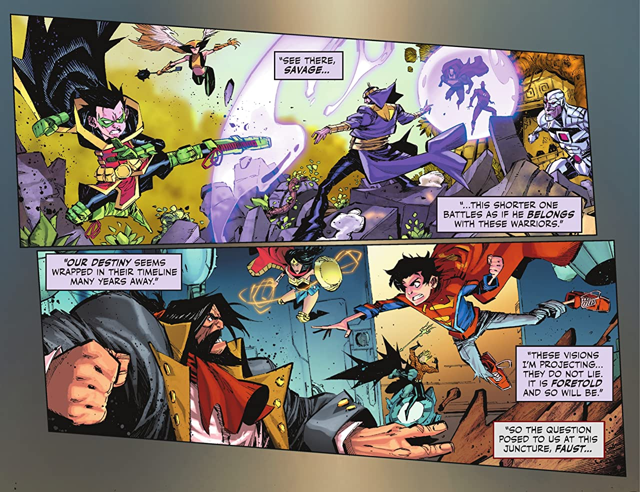 Challenge of the Super Sons (2020-) No.5