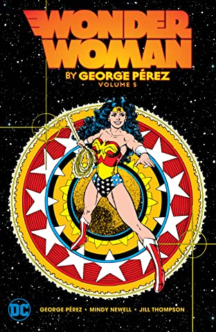 Wonder Woman by George Perez Vol. 5