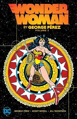 Wonder Woman by George Perez Tome 5