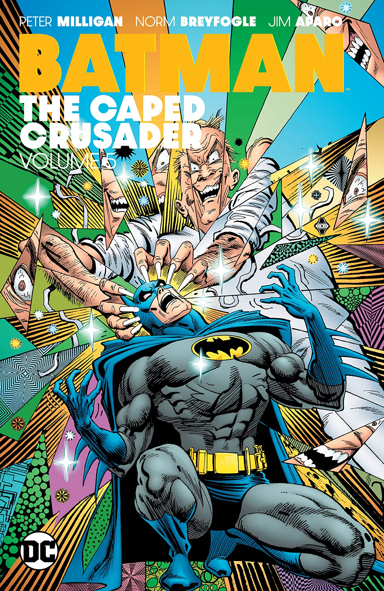 Batman: The Caped Crusader Tome 5