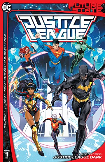 Future State: Justice League (2021-2021) No.1