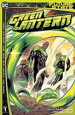Future State: Green Lantern (2021-2021) #1