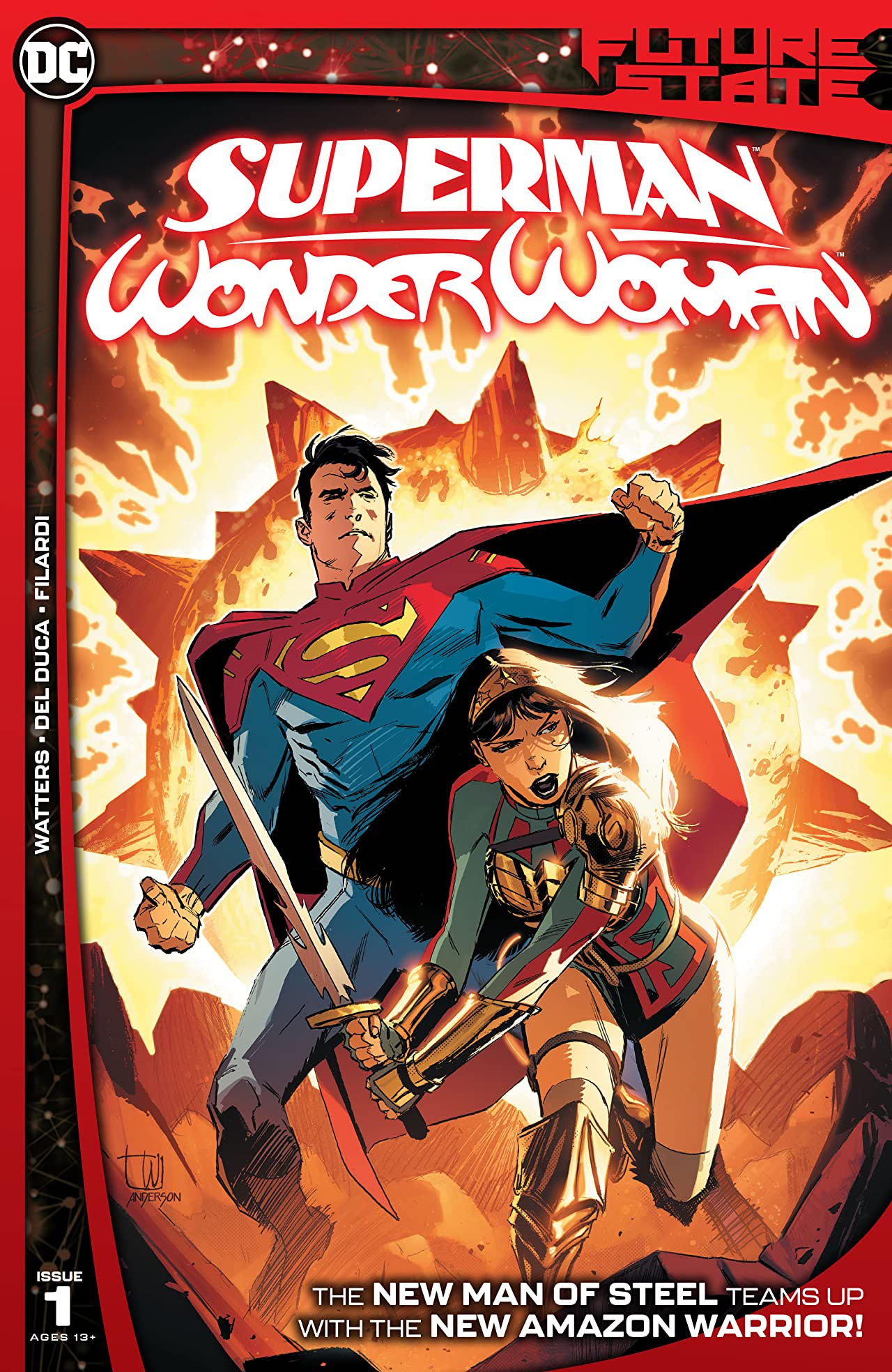 Future State: Superman/Wonder Woman (2021-2021) No.1