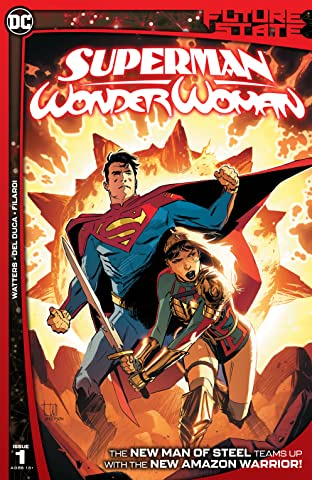 Future State: Superman/Wonder Woman (2021-2021) #1