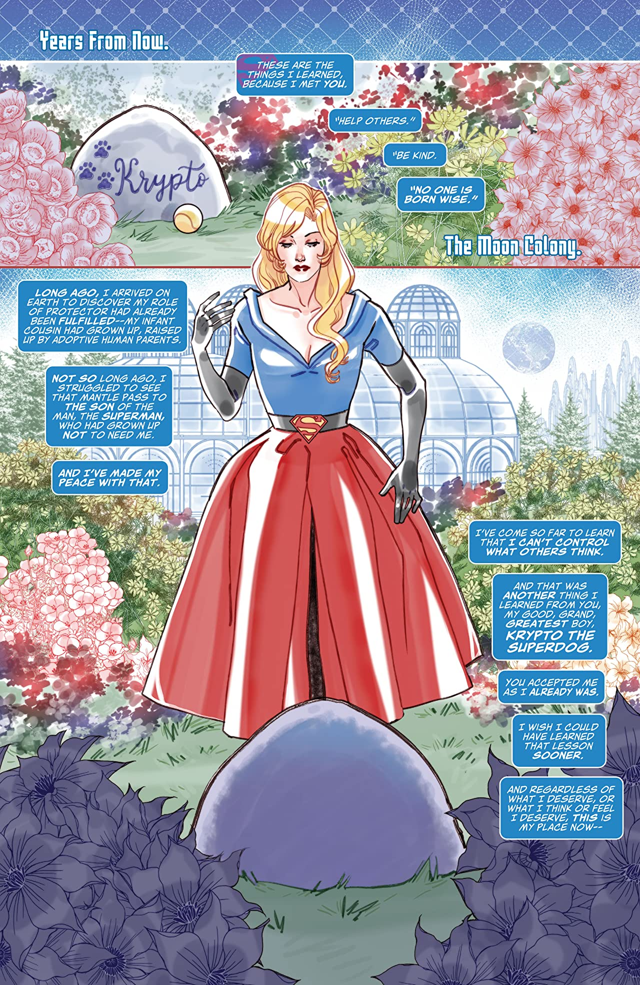 Future State: Kara Zor-El, Superwoman (2021-2021) No.1