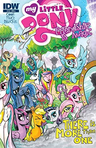My Little Pony: Friendship Is Magic No.18