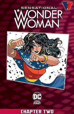 Sensational Wonder Woman (2021-) #2