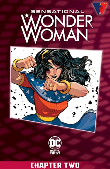 Sensational Wonder Woman (2021-) #2