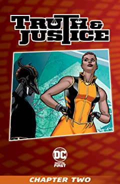 Truth & Justice (2021-) #2