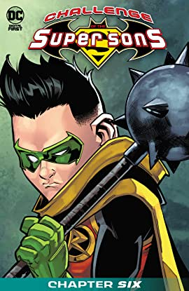 Challenge of the Super Sons (2020-) #6