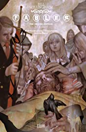 Fables: The Deluxe Edition Book Eight