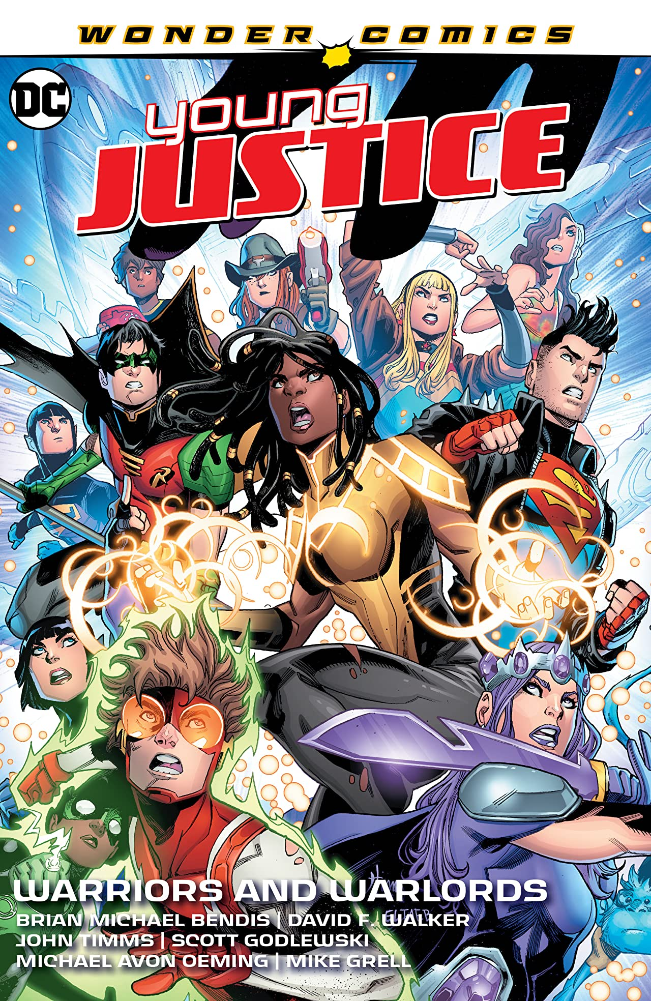 Young Justice: Warriors and Warlords Vol. 2