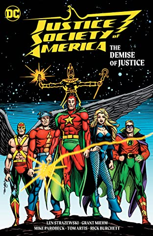 Justice Society of America: The Demise of Justice
