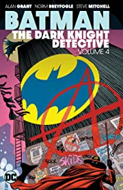 Batman: The Dark Knight Detective Tome 4