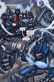 Transformers: Nefarious #5