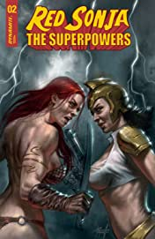Red Sonja: The Super Powers #2