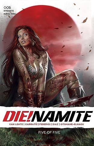 DIE!namite #5