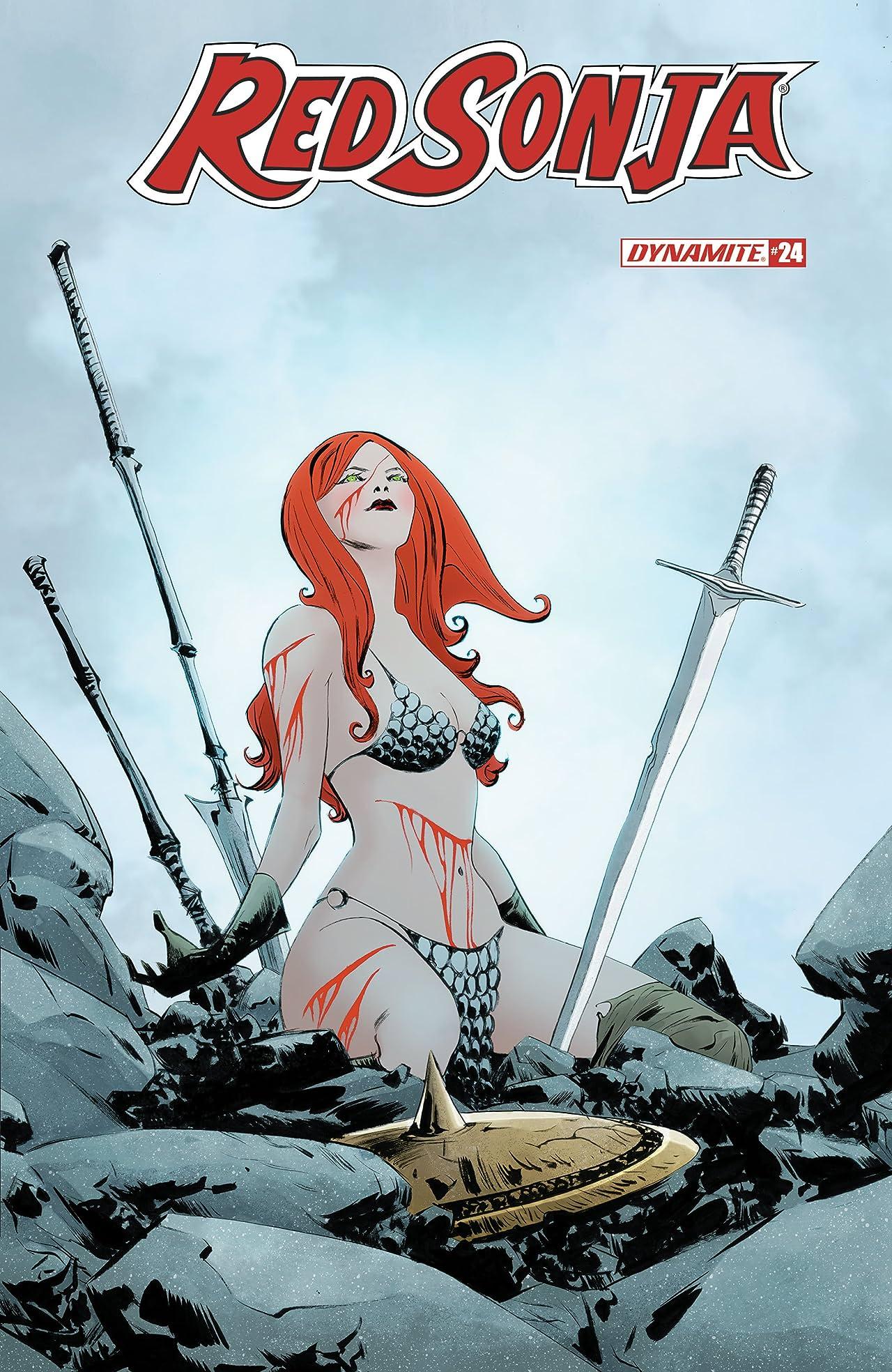 Red Sonja (2019-) #24