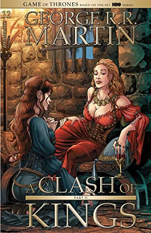 George R.R. Martin's A Clash of Kings: The Comic Book Vol. 2 No.12