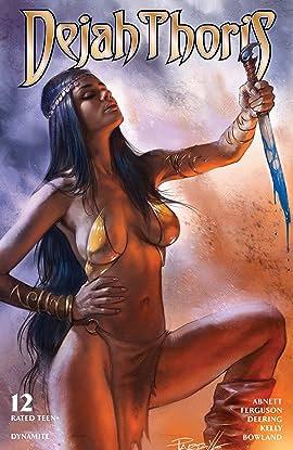 Dejah Thoris (2019-) #12