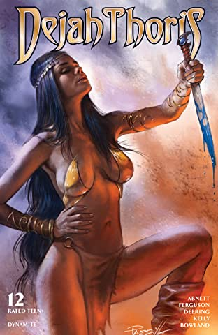 Dejah Thoris (2019-) #12