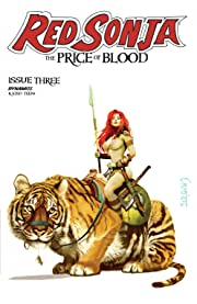 Red Sonja: The Price of Blood #3
