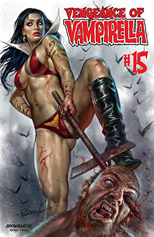 Vengeance of Vampirella #15