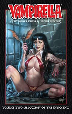 Vampirella: Seduction of the Innocent Vol. 2