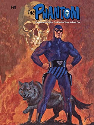 The Phantom The Complete Series Vol. 5: The Charlton Years