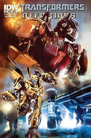Transformers: Nefarious #6