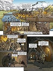 Sirènes et Vikings Vol. 3: La Sorcière des mers du Sud