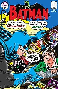 Batman (1940-2011) #199