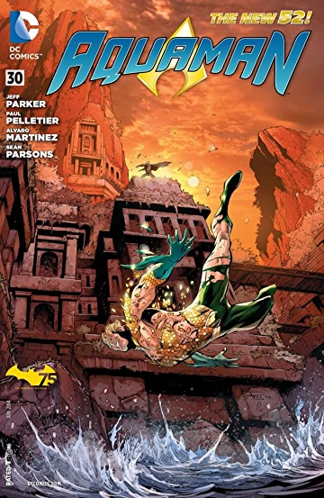 New 52 Aquaman