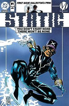 Static (1993-1997) #1