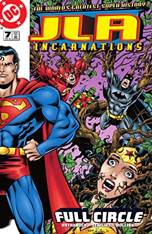 JLA: Incarnations (2001-2002) #7