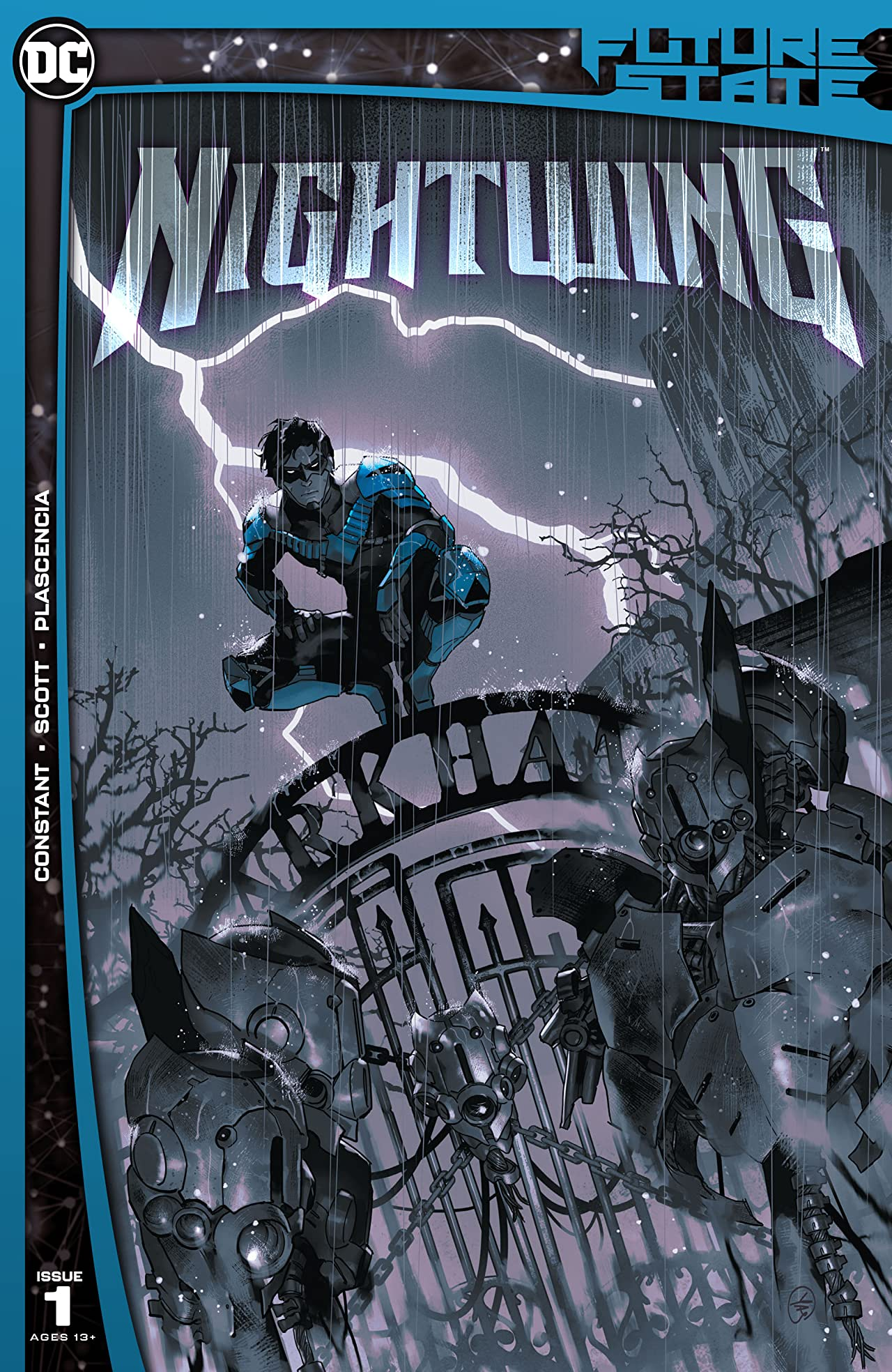 Future State: Nightwing (2021-2021) No.1
