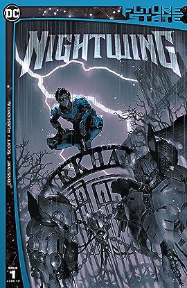 Future State (2021-)  #1: Nightwing